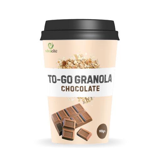 To-Go Granola with Chocolate