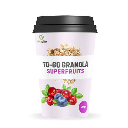 To-Go Granola with Superfruits