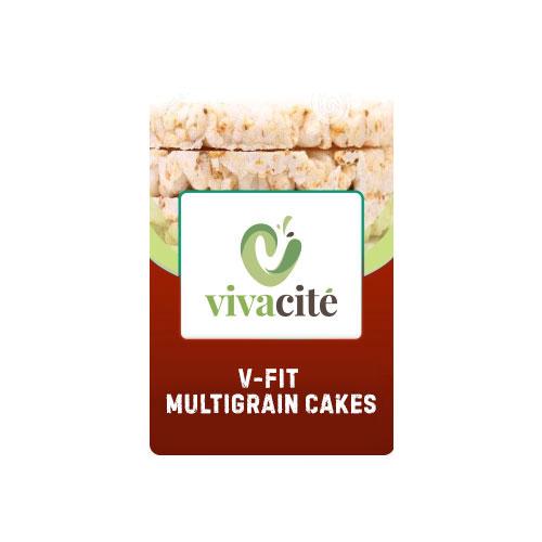 Multigrain Cakes