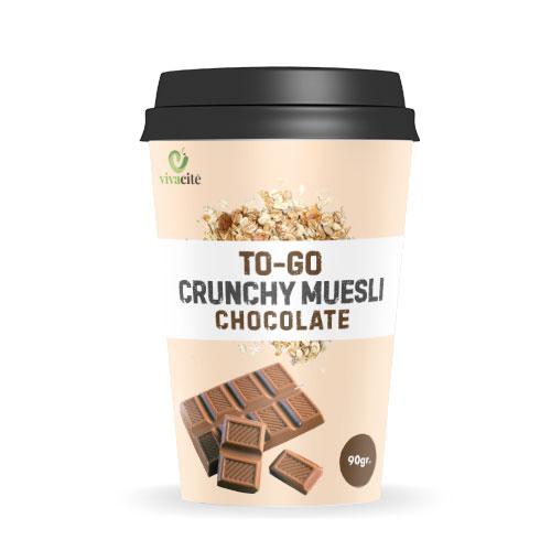 To-Go Crunchy Muesli with Chocolate