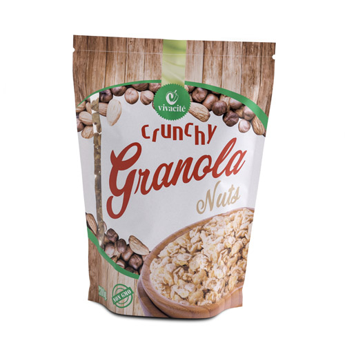Granola with Nuts 500g