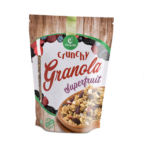 Granola with Superfruit 500g
