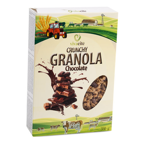 Granola with Chocolate 350g