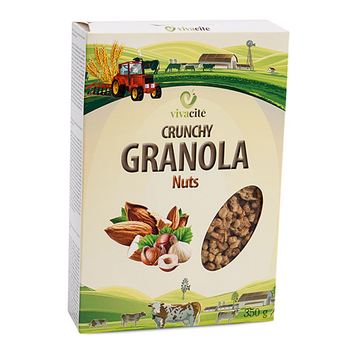 Granola with Nuts 350g