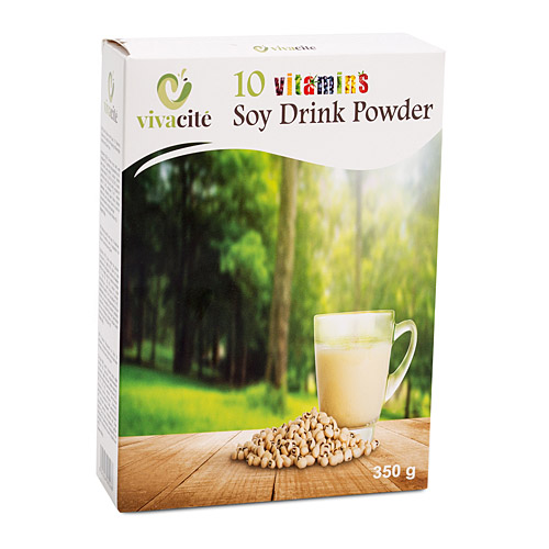 Soy Drink Powder (10 Vitamins)